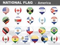 1종_아메리카 <B>nation</B>al flag ICON_맑은피티