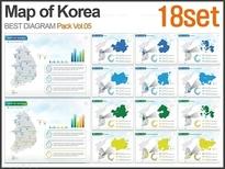 대한민국 지도형 패키지 Vol.05_제이피티